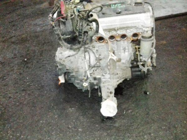 Двигатель Toyota 1NZ-FE - B402696 AT U340F FF 4WD NCP65 механический дроссель коса+комп 4