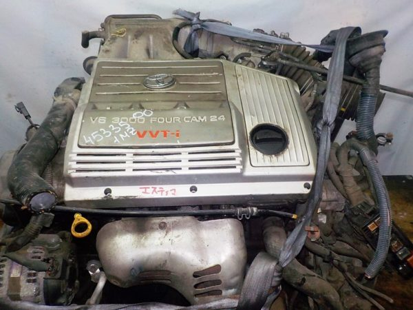 Двигатель Toyota 1MZ-FE - 4533500 AT FF 4WD Estima VVT-i 2