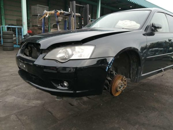 Ноускат Subaru Legacy BL/BP, (1 model) (W101934) 3