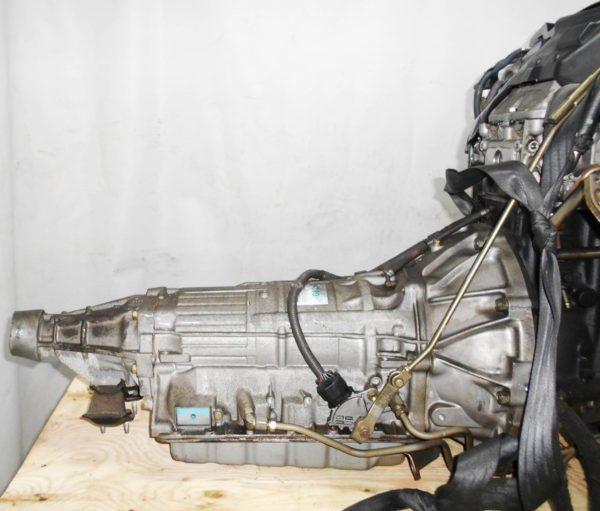 Двигатель Toyota 2JZ-FSE - 0751239 AT 35-50LS A650E FR JZS175 85 000 km 4