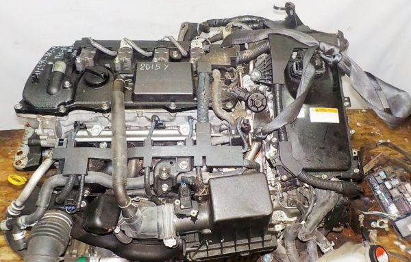 Двигатель Toyota 2ZR-FXE - 6637141 CVT P610-01A FF ZVW50 15′ коса+комп 2