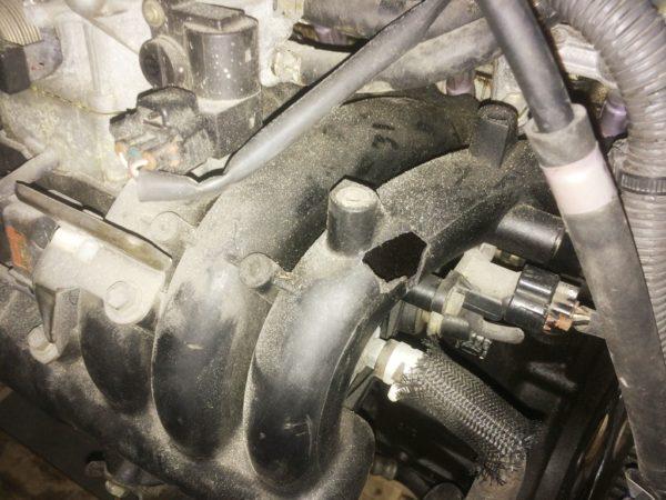 Двигатель Toyota 1G-FE - 6883012 AT FR GX100 BEAMS, без КПП 6
