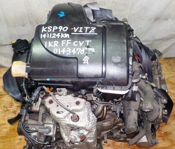 КПП Toyota 1KR-FE CVT FF KSP90 2