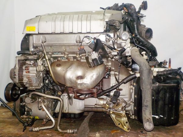 КПП Mitsubishi 6G72 AT FF 1