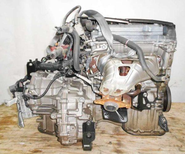 Двигатель Toyota 1NZ-FE - C150495 CVT K210-02A FF NCP100 126 000 km коса+комп 4