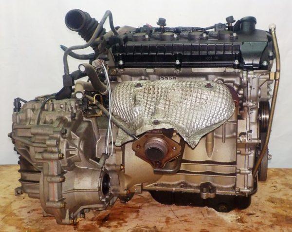 Двигатель Mitsubishi 4A90 - 0027051 CVT F1C1A FF Z21A 59 714 km коса+комп 4