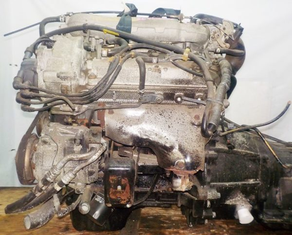 Двигатель Mazda J5 - 162027 AT FR SG5W 6