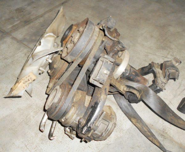 Двигатель Toyota 2TZ-FZE - 1445424 AT 4WD Estima 13
