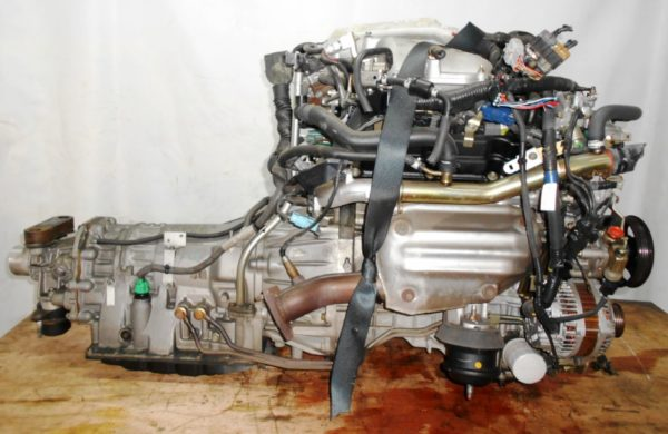 Двигатель Nissan VQ25-DE - 312559A AT RE5R05A FR Y50 149 000 km коса+комп 5