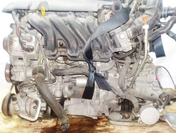 Двигатель Toyota 1NZ-FE - B880028 CVT K210-02A FF NCP81 электро дроссель коса+комп 1