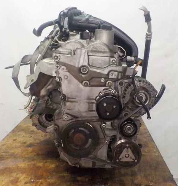 КПП Nissan HR15-DE CVT RE0F08B GH54 FF YZ11 3