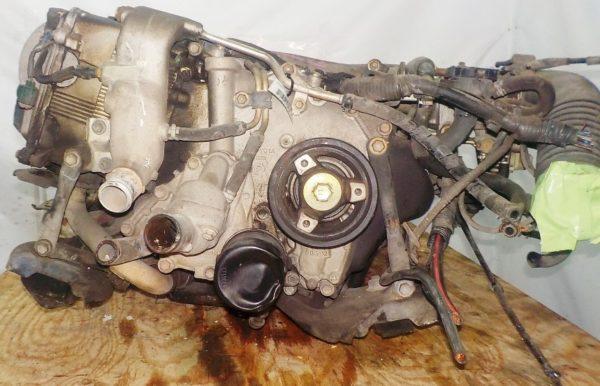 Двигатель Toyota 2TZ-FZE - 1382105 AT 03-71LE 35000-28542 FR Estima 4