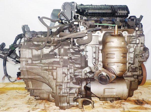 Двигатель Honda L13A - 4244509 CVT SE5A FF GE6 101 000 km коса+комп 4