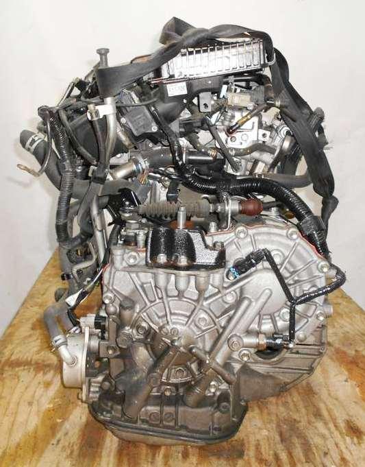 КПП Mazda ZJ CVT FF DE3FS 5