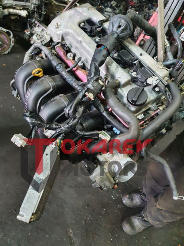 Двигатель Toyota 1 ZZ-FE 19