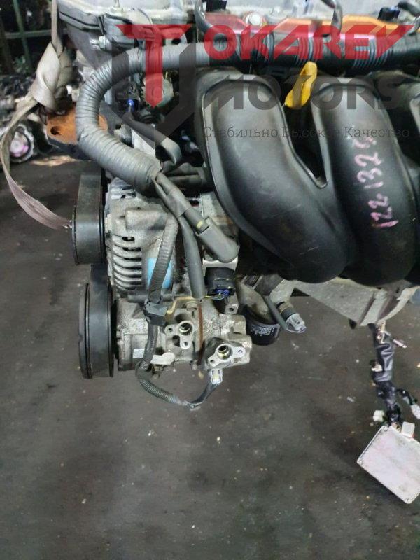 Двигатель Toyota 1 ZZ-FE 16