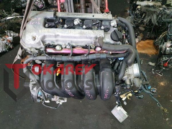 Двигатель Toyota 1 ZZ-FE 15