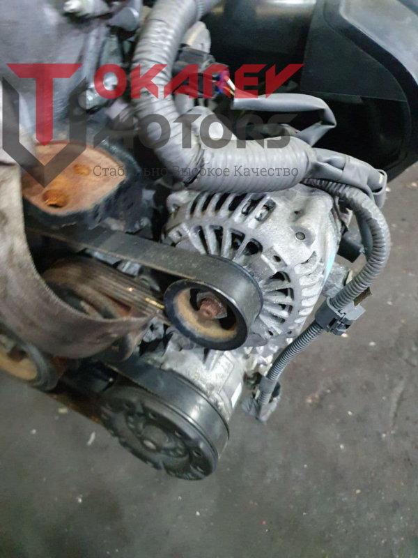 Двигатель Toyota 1 ZZ-FE 12