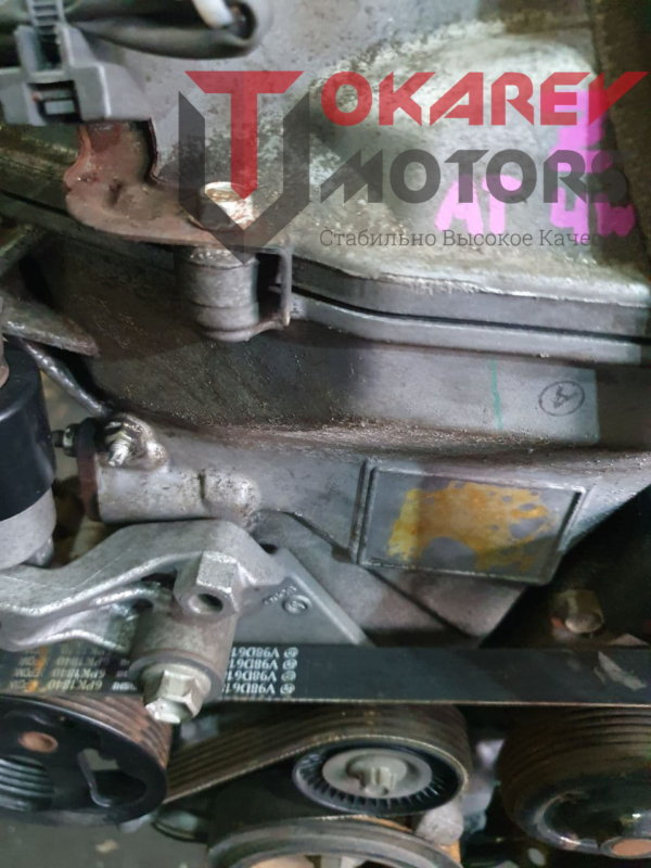 Двигатель Toyota 1 ZZ-FE 11