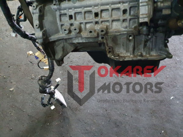 Двигатель Toyota 1 ZZ-FE 9