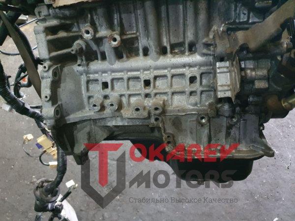 Двигатель Toyota 1 ZZ-FE 8
