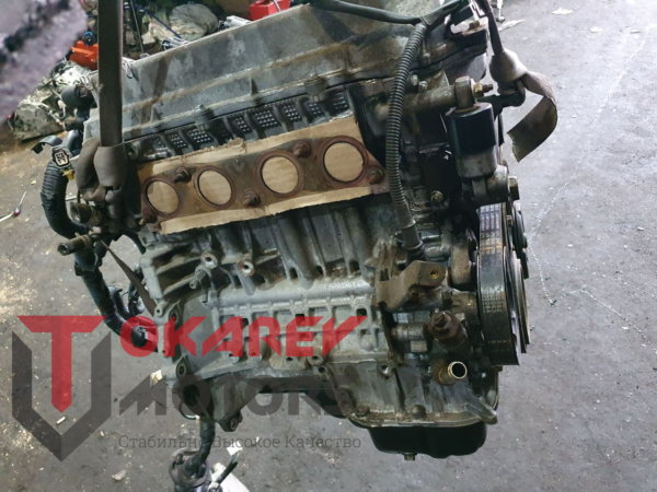Двигатель Toyota 1 ZZ-FE 7