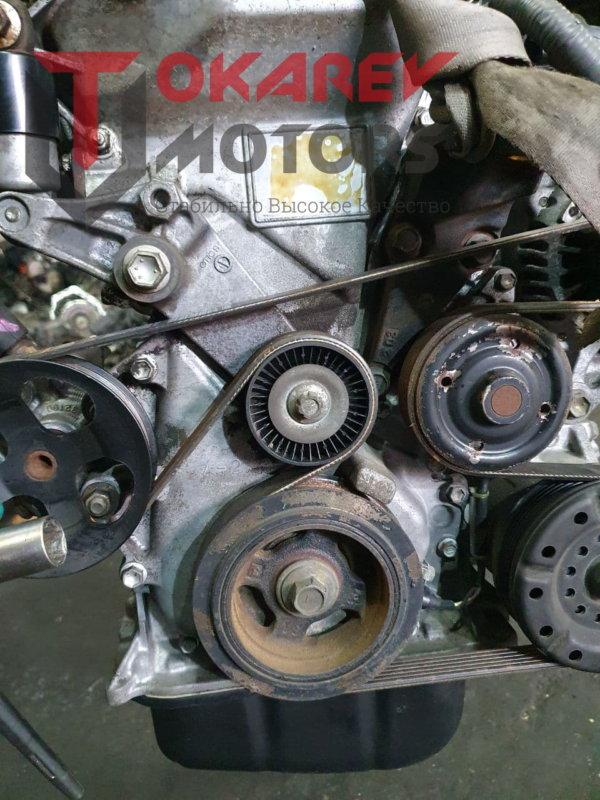 Двигатель Toyota 1 ZZ-FE 6