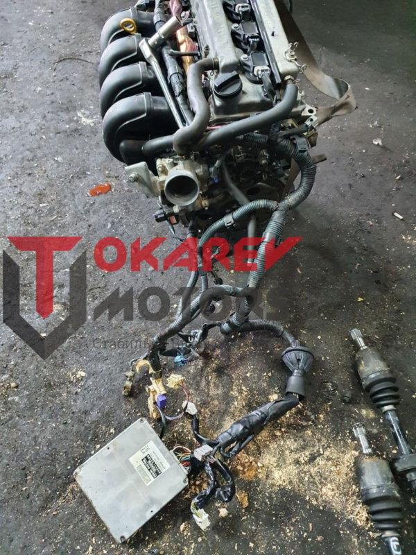 Двигатель Toyota 1 ZZ-FE 5
