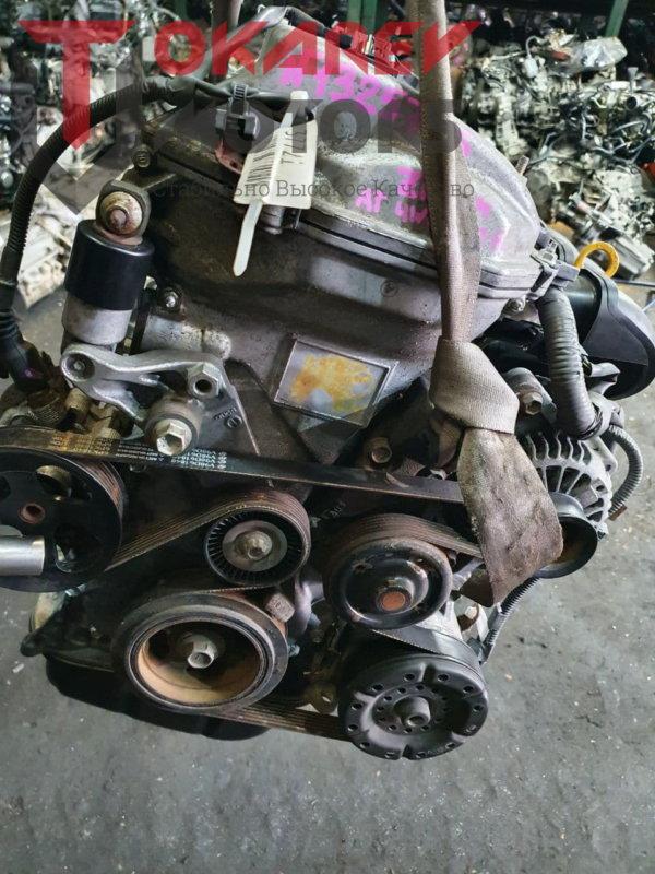 Двигатель Toyota 1 ZZ-FE 4