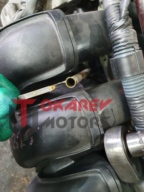 Двигатель Toyota 1 ZZ-FE 1