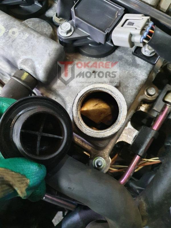 Двигатель Toyota 1 ZZ-FE 20